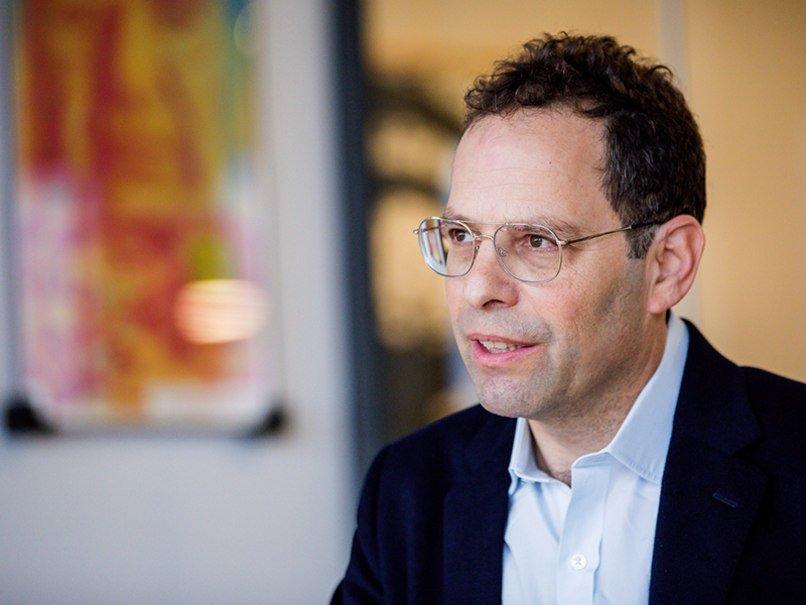 Neil Rimer, partner at Index Ventures