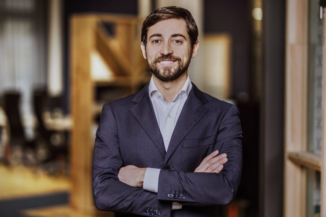 Federico Roesler Franz, Country Manager Italy bei Raisin